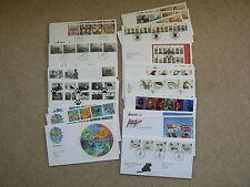 2001 Royal Mail Premier Jour Couvertures - Vendu Individuellement - Divers,
