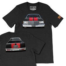 Custom Your Classic Car Print Tshirts, 1981 Chevy El Camino Men's T-shirts
