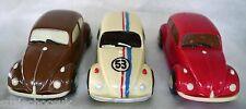 Belgian Chocolate VW Beetle/Herbie Car.Hand-made.Choose from 3  variations