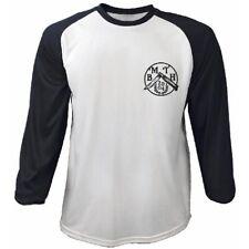 Bring Me The Horizon 'Flick Knife' Long Sleeve Baseball Shirt - NEW & OFFICIAL!