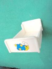 LEGO DUPLO giocattolo lettino per bambini child bed luna nuvola 8 x 4,8 x 3,5 cm