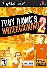 Tony Hawk's Underground 2 - Playstation 2 ps2