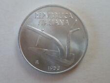 REPUBBLICA ITALIANA 10 LIRE DAL 1953- 1955- 1966- 1967 - FDC