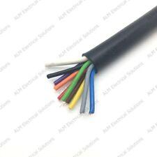 Parete sottile 2.5mm² 29 Amp SINGLE CORE cavo per uso automotive /& Marine