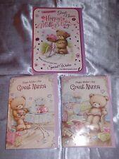 MOTHERS DAY CARD GREAT NANNA CUTE INSERTED VERSES GREAT GRANDMA GRAN GRANNY NAN