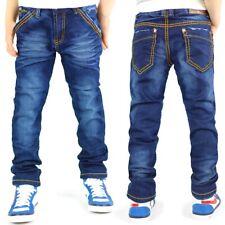 C.L. Denim Jungen Kinder Jeans Star Junge Child Hose Kids Boys Pants G r. 2-12