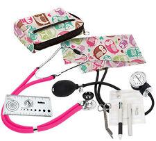 Prestige Medical BP Aneroid Sphygmomanometer / Sprague-Rappaport Nurse Kit * A5