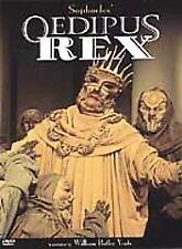 Oedipus Rex (DVD, 2002)