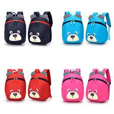 Baby Kids Safety Harness Reins Toddler Back pack Walker Buddy Strap Walker Bag