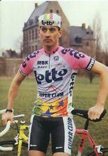 Carte postale du belge Jos Haex - Lotto