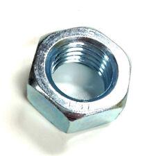 1/4 5/16 3/8 7/16 1/2 9/16 5/8 3/4 7/8 UNC Full Nut Hex Hexagon BZP Zinc Plated