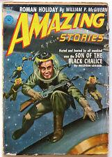 AMAZING STORIES Pulp Magazine July 1952