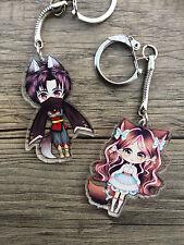 Charms Keychain Pendant Schlüsselanhänger Anhänger Acryl Anime Manga 2 Zoll