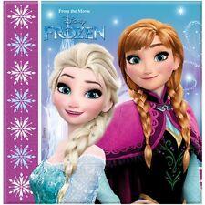 Disney Frozen aurora boreal Polar 33cm Servilletas Papel Fiesta 1-120pk