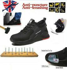 femmes hommes S3 Chaussure de travail Bottes Baskets Chaussures de sécurité