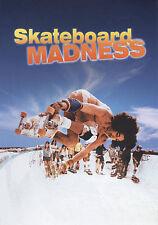 FREE US SH (int'l sh=$0-$3) NEW DVD Skateboard Madness~,