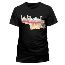 Led Zeppelin T-Shirt - Logo and Cloud