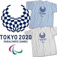 10f79e04ceee Tokyo 2020 Summer Paralympic Games Symbol Mens Womens Kids Unisex Tee T- Shirt