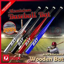 Baseball Bat Racket Softball Outdoor Sports Aluminium High Quality Wooden