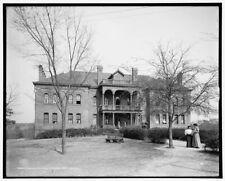 Photo of Huntington Hall Tuskegee Institute Ala 1906 Detriot Publishing co. 3