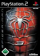 PS 2 gioco Spider-Man 3 Platinum Edition (2007) NUOVO & OVP