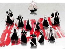 Bleach Characters Amazing Anime Manga Art Huge Giant Print POSTER Affiche