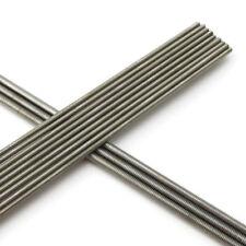 1Pcs Threaded Rod 304 Stainless Steel Screw M2 M2.5 M3 Length 250mm