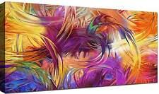 Quadri Moderni Stampa su Tela Canvas cm 120x60 Quadro Moderno Astratto 15