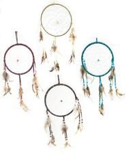 GRAND BLEU , rouge, marron, plumes blanches indien d'AMERIQUE indigène Style