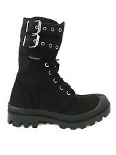 Palladium Raid 14578-002 Noir Vintage Boots