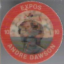 1984 Seven-Eleven Coins Baseball Card Pick