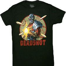Deadshot Shooting Adult T-Shirt - DC Comics Supervillain, Suicide Squad, Batman