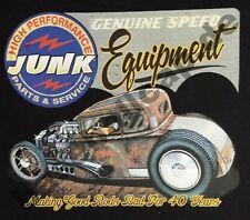 T-shirt 581 Speed equipment, v8 Hotrod Old School MuscleCar DRAGSTER dragracing