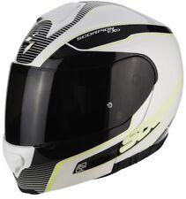 Scorpion Exo 3000 Air Stroll Motorradhelm Klapphelm mit Pumpsystem Sport Touring