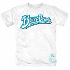 Barra Brava Ultras Argentina Hooligans La Doce  T-Shirt S-4XL weiss