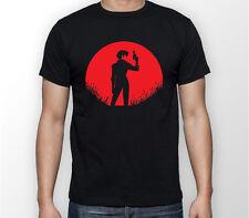 Cowboy Bebop Spike Spiegel Red Moon Anime Unisex Tshirt T-Shirt Tee ALL SIZES