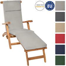 gartenm bel auflagen ohne muster mit angebotspaket hochlehner g nstig kaufen ebay. Black Bedroom Furniture Sets. Home Design Ideas