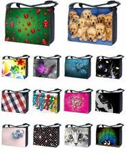 LUXBURG® Luxury Design Messenger Laptop Shoulder Bag with Strap 15 - 17.3 Inch
