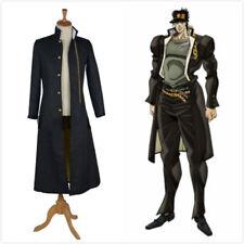 JoJo's Bizarre Adventure Jotaro Kujo Cosplay Costume Jacket Halloween