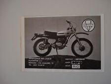 advertising Pubblicità 1975 MOTO DKW