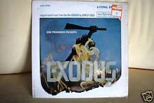 EXODUS OTTO PREMINGER SOUND TRACK RECORD LP LSC-1058