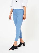 Ex Miss Selfridge STEFFI  high waisted frayed hem jean *Size 6 - 16*RRP £34