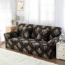 Modern Elegant Elastic Sofa Couch Cover Sectional Universal Slipcover Home Decor