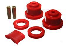 Energy Suspension 3.4164R Sub-Frame Bushing Set Fits 04-06 GTO