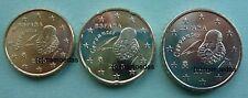 Spanien 10+20+50 Euro Cent Münzen Prägejahr Wahl Euromünzen coins moedas unc