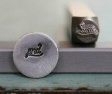 Sello de metal rama Punch por Beadsmith Vid flor 6mm