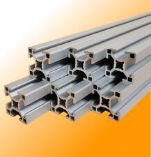 ALU Profil 30x30 mm Bosch Kompatible Nut 8 Aluminium verschiedene Längen Maker
