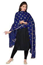 Womens Ethnic Long Indian Tradition Stole-scarf Long -Shawl-duppatta-chunni-Wrap