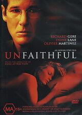 Unfaithful - NEW DVD