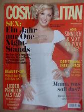 Zeitschrift Cosmopolitan 05.2012, One Nigth Stands, Katherine Heigl, Beauty-OP